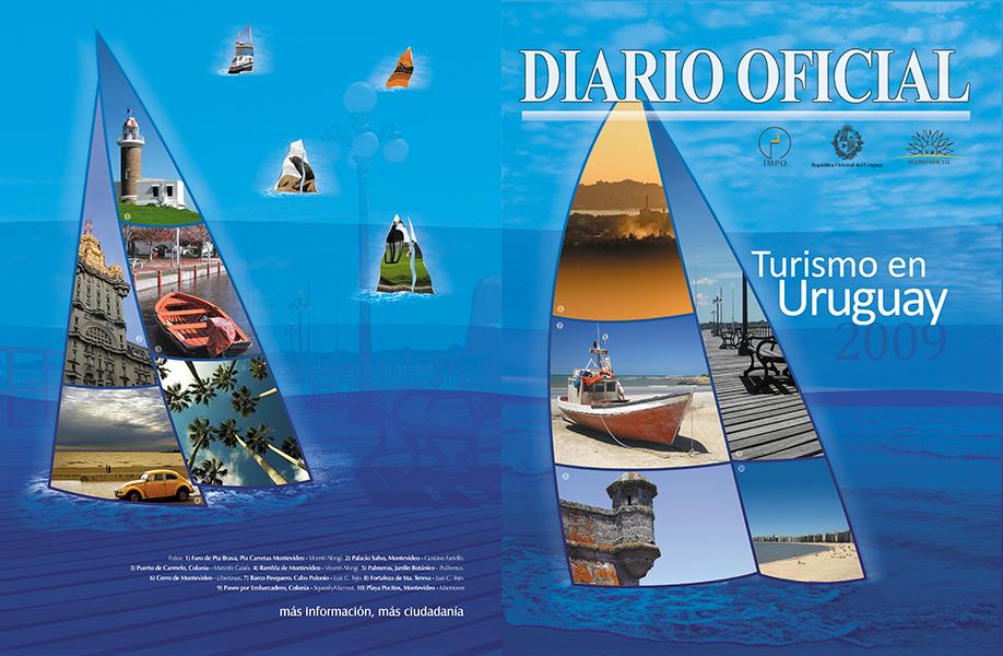 portada 2009 enero turismo