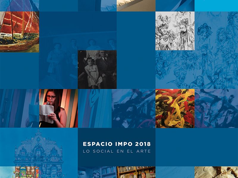 Catálogo Arte Espacio IMPO 2018